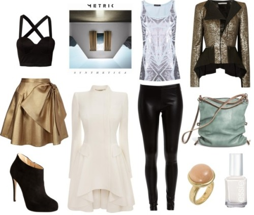 stylebycharacter:  Synthetica - Metric