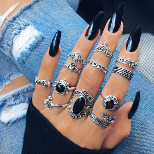 Colorful nail designs tumblr prinsesfo Choice Image