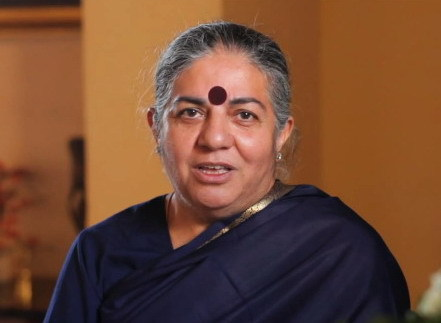 Video: Vandana Shiva and the March against Monsanto, May 25, 2013 On May 25, 2013, there will be a worldwide March against Monsanto, protesting the giant pesticide company's attempts to take over the world's food supply. Vandana Shiva speaks about the movement against Monsanto and why it is necessary.Read more: http://www.digitaljournal.com/article/350472