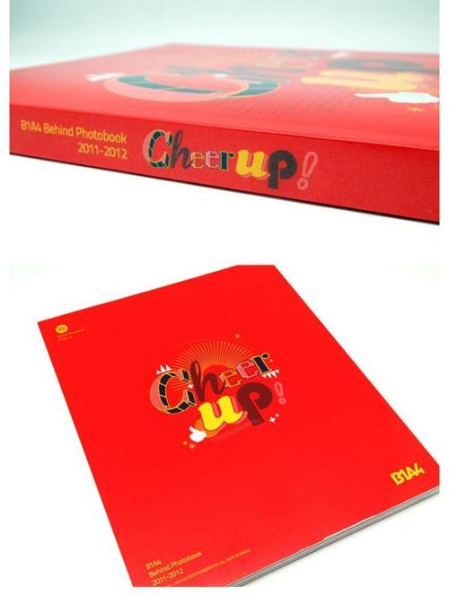 B1A4 Limited Edition Cheer Up Photobook : $60.00