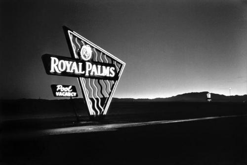 Las Vegas, Nevada 1955 by Elliott Erwitt