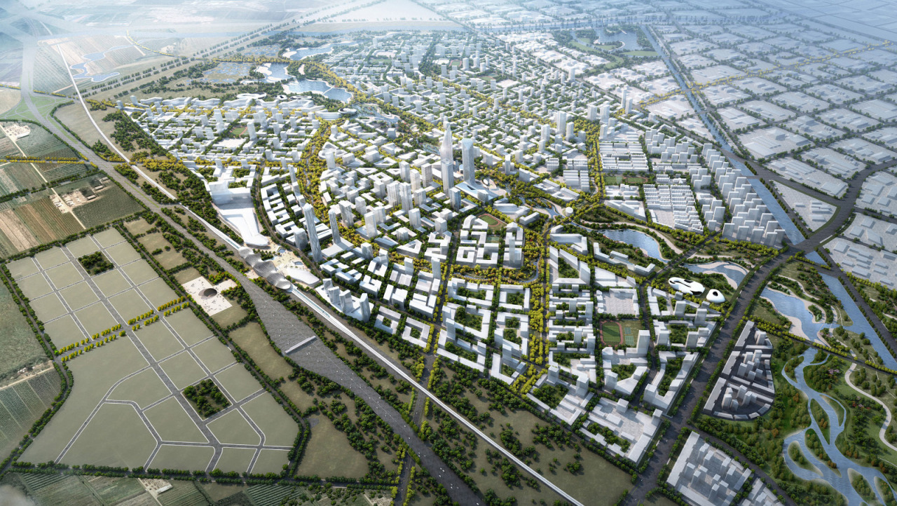 #ARCHITECTURE #RENDERINGS Beijing, China | Beijing Bohai Innovation City | SOM Mastering Autodesk Viz Render 2006: A Resource For Autodesk Architecural Desktop Users 9 new from $47.96 16 used from $8.72 SOURCE | 12.05.2013 | 14.19 High resolution renderings (showcase) http://www.skyscrapercity.com/showthread.php?t=1141539