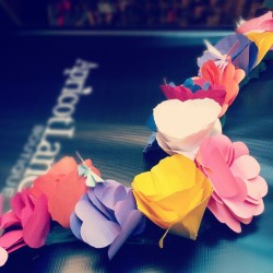 Paper flowers #flowers #diy #spring #art #design #visuals