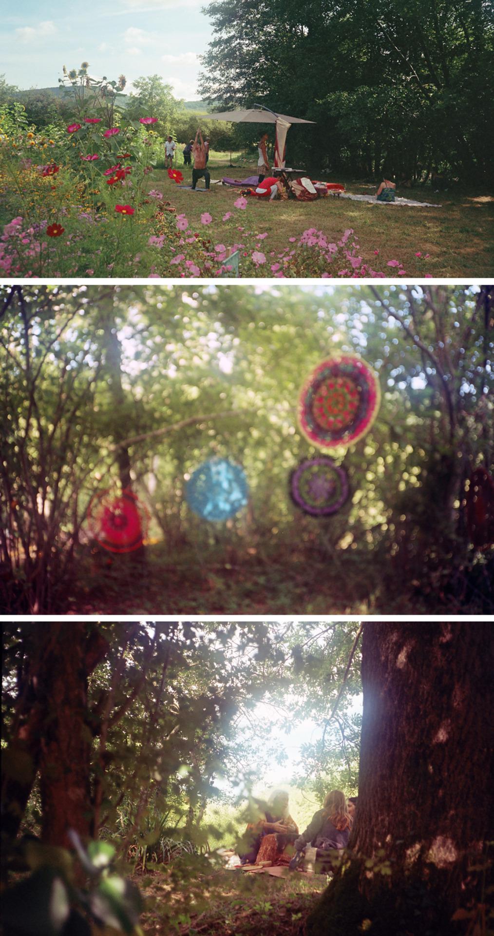 Jardin Extraordinaire, Ariège, on film