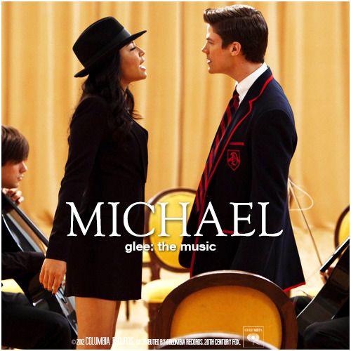 Glee: The Music, Michael Requested Alternate Album Cover