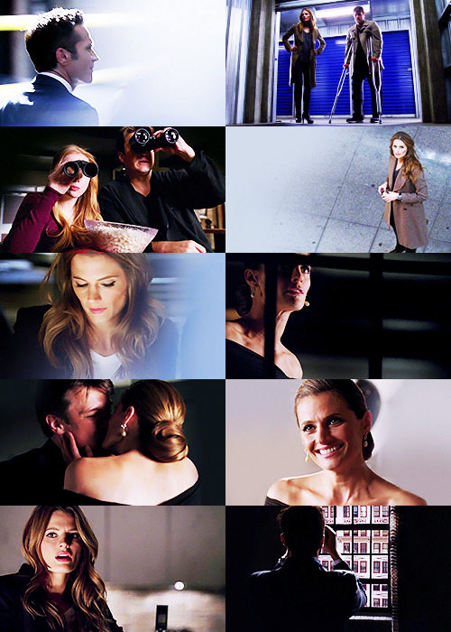 castle : 100th ep. - the lives of others