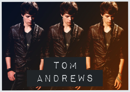tomandrewssupporters:  Awesome edit of Tom Andrews that 1 of his TomAhawks made :)  LOVE THIS