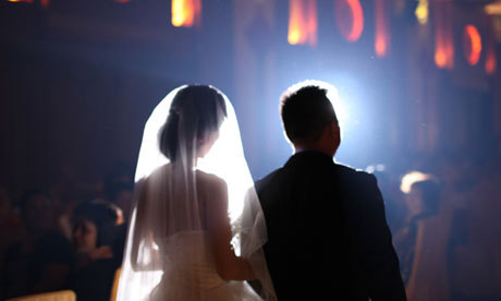 "China imprisons four men for 'ghost marriage' corpse bride trafficking Yanchuan court jails men for digging up and selling bodies in afterlife custom of matching dead women to deceased bachelors Photograph: @mr.jerry/Getty Images/Flickr RF A county court in central China has sentenced four men to prison for digging up and selling corpses on the black market to enable ""ghost marriages"", a millennia-old custom of burying deceased bachelors alongside newly deceased wives so that they will not grow lonely in the afterlife. On Saturday, the Xi'an Evening News reported that the Yanchuan county court in Yan'an City, Shanxi province, sentenced each of the men to more than two years in prison for stealing 10 female corpses, cleaning them up and counterfeiting their medical records to boost their prices, and selling them on the black market for a total of £25,000. Ritual ghost marriages, which may date back to the 17th century BC, are increasingly rare in contemporary China – Mao Zedong tried to eliminate them when he assumed power in 1949 – but they are still practised in rural parts of Shaanxi, Shanxi, Henan, Hebei and Guangdong provinces. Families often employ a matchmaker to help find a suitable spouse for their deceased loved ones. The four men, with surnames Pang, Bai, He and Zhang, exhumed the corpses in the winter of 2011 from a smattering of arid, coal-rich counties in Shanxi and Shaanxi provinces. The state-run Global Times newspaper reported in 2011 that an influx of coal money to parts of northern Shaanxi province bolstered the area's underground corpse trade, with a newly wealthy but superstitious demographic suddenly being able to afford high prices for desirable postmortem mates. Some are known to purchase their corpse brides straight from hospitals, where they cut deals with grieving families. This is not the first time that ghost marriage intermediaries have fallen on the wrong side of the law. One woman died over the lunar new year in February 2012 and was sold by her family to the family of a recently deceased young man for about £3,700; soon afterwards, police caught a graverobber selling her twice-exhumed body to another family for slightly less. In 2009, a grieving father in Xianyang City, also in Shaanxi province, paid a team of graverobbers £2,700 to find a suitable bride for his son, who had died in a car crash. They were arrested for exhuming the remains of a teenage girl who had killed herself not long after failing her college entrance exams. According to the Global Times, less affluent families who desire ghost marriages may use a non-human proxy for the corpse bride, such as a silver statuette or a doughy human-shaped biscuit with black beans for eyes. Some may buy an old, rotten corpse at a discounted price, dress it in clothing and reinforce its skeleton with steel wire. The tradition has its own set of customs and rituals, including postmortem marriages with sumptuous feasts and dowries, according to the report."