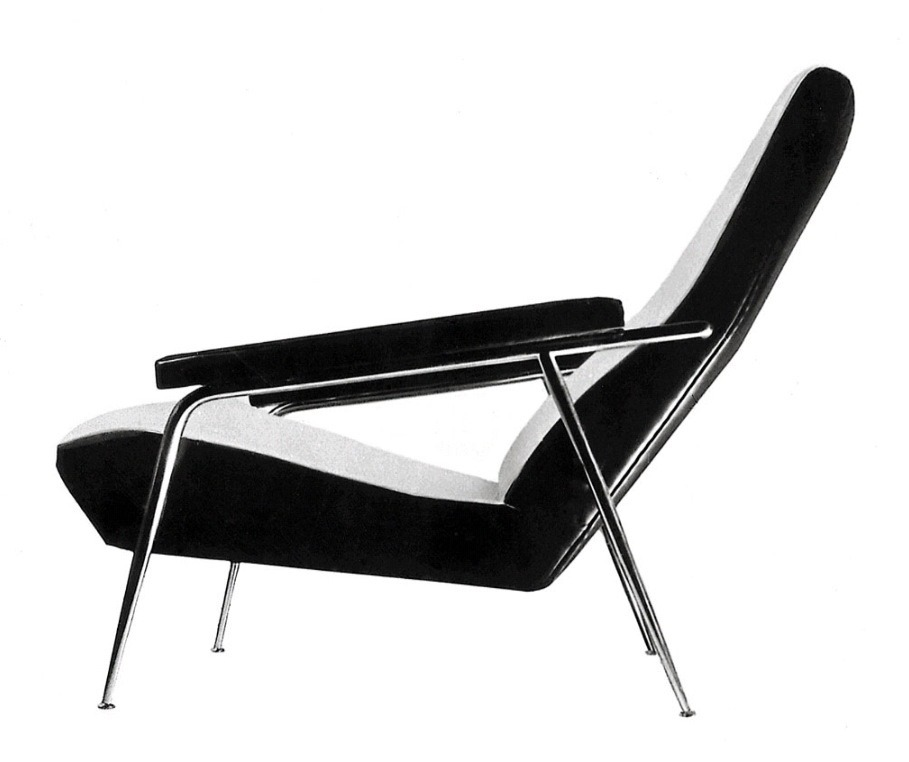 Gio Ponti - Armchair For Moltini, 1953