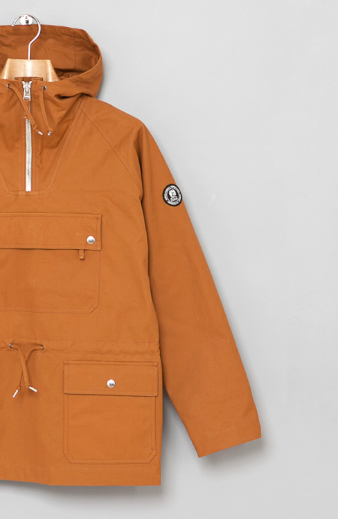 willhuntgoods:  Oi Polloi x Norse Projects Kaare Anorak