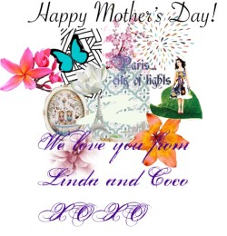 Happy Mothers Day by h-h-linda-newell on Polyvore