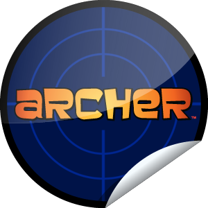 I just unlocked the Archer Fan sticker on GetGlue                      14342 others have also unlocked the Archer Fan sticker on GetGlue.com                  The International Secret Intelligence Service may have a place for you in its ranks. That's 5 check-ins/visits to Archer. Share this one proudly. It's from our friends at FX.