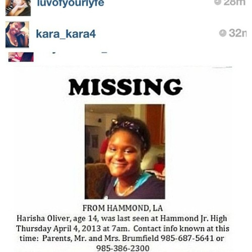 #repost #missingkid #louisiana