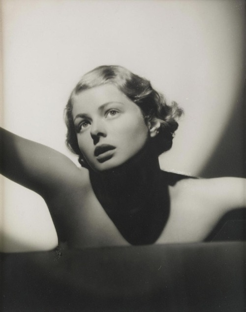 Ake Lange - Ingrid Bergman, 1935 (via Cinema)