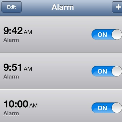 Three alarms set for……a drunken game of kickball. Must be #dhgmf13  (at Pletcher's Tavern)