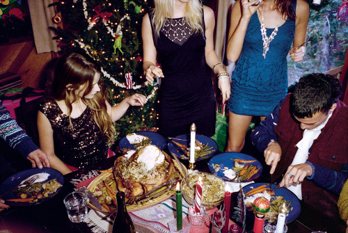 urbanoutfitters:  Holiday Catalog 2012 / Photography by Cass Bird  Holiday Catalog 2012 / Photography by Cass Bird
