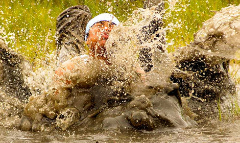 Get the perfect team name for your mud run, race or obstacle race tough mudder team names