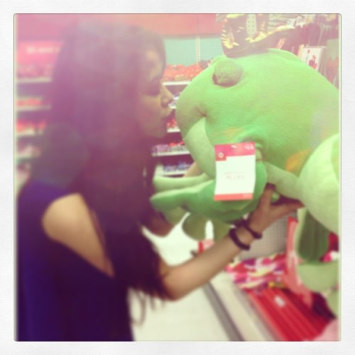 Gotta kiss a few frogs to find  a prince🐸👑 #ilyjessicaomg #target