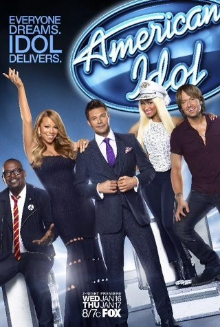 I'm watching American Idol                        5418 others are also watching.               American Idol on GetGlue.com