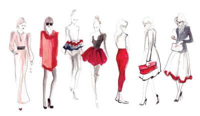 Fashion Draw Tumblr