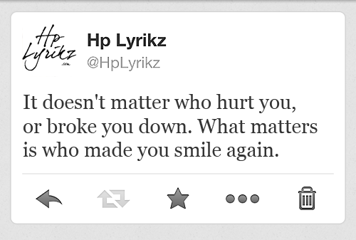hplyrikz:  Follow Hp Lyrikz on Twitter