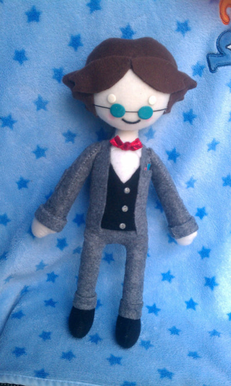 Simon Petrikov Plush sold by TiffyCuppyCake $50
