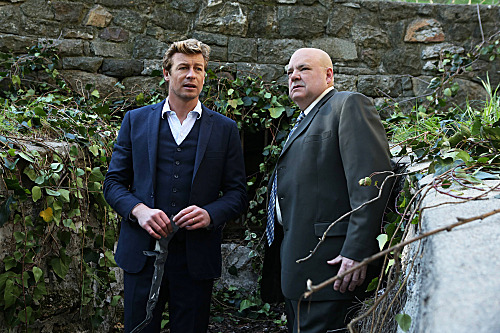 "The Mentalist Season 5 Episode 21 ""Red and Itchy"""