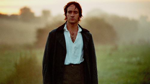 "I saw Pride and Prejudice (2005) in class wednesday and i cant stop thinking, ""How the hell am I supposed to compete with Mr. Darcy?"""