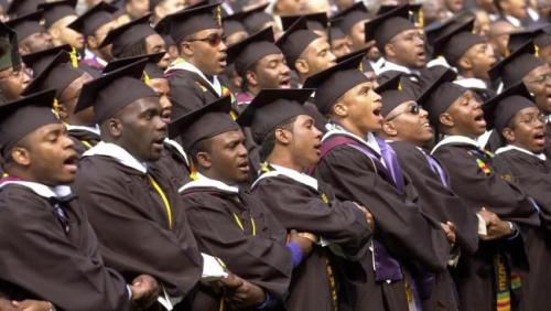 datzhott:  Obama's Morehouse Visit Shines Spotlight On HBCUs  ATLANTA (AP) — When President Barack Obamaaddresses graduates at Morehouse College on Sunday, he'll…  View Post