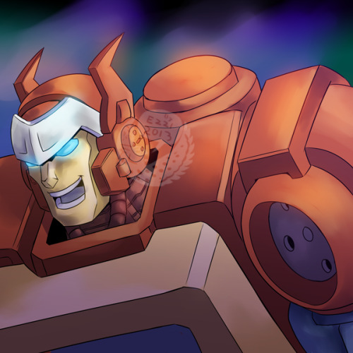 Fan: Blaster MTMTE by BlackOwIE