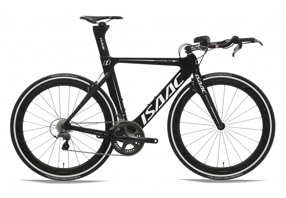 Isaac Photon TT/Tri bicycle.  Please remember to like our Facebook page: https://www.facebook.com/CyclingScene