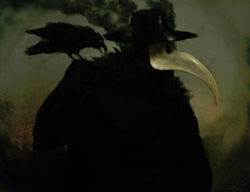 minxie413:  art plague doctor
