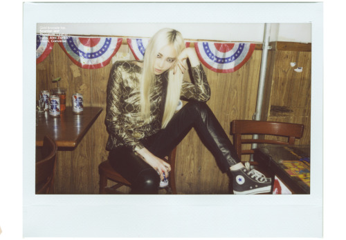 Soo Joo New York - Andrew Kuykendall, http://www.bloginity.com/2012/12/soo-joo-andrew-kuykendall/ Photographed by Andrew Kuykendall @ LVA+Styled by Laura BeavenHair by Chuck Olsen for Tommy Guns NYMakeup by Alex AlemidaProduced by Rachel SuttonEdited by Daniel Haim