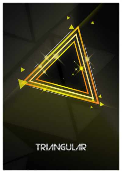 (via Creative Mondays 60 - Triangular | CreativeJUUS)