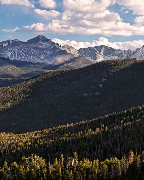 h4ilstorm:  Rocky Mountain National Park (by glness)