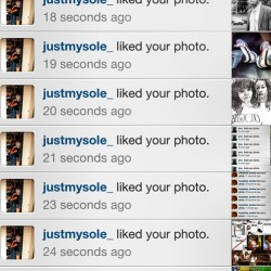 S/O To @justmysole_ For Showing Love #hoodwinked