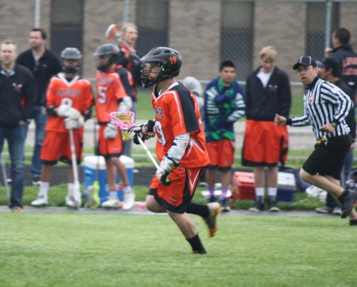 Had my last lacrosse game today. Really gonna miss it.. cant wait for next season tho!