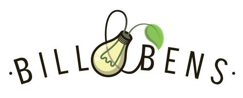 Final Logo design for Bill & Bens.