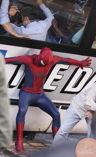The Amazing Spider-Man 2 | SET PHOTOS