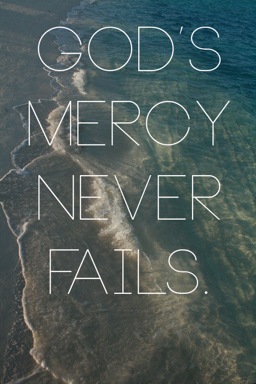 "spiritualinspiration:  ""…His compassions never fail. They are new every morning; Great is Your faithfulness"" (Lamentations 3:22-23, NAS). Is there something that you've done in your past that you're not particularly happy about? A choice that you regret? The good news today is that you can be free of guilt and condemnation. You don't have to live with that burden any longer. Today's verse tells us that God's mercies are new every morning. He's not ever going to run out of compassion. He's not ever going to run out of forgiveness. He's not ever going to say, ""Well, this is the last time I'm going to give you mercy."" No, you can have a new beginning every single day! Let that truth sink down deep into your heart right now. If there is anything from the past that you may still be carrying, take a moment and call on His faithfulness. Call on His mercy. Ask for His forgiveness. Let Him refresh and restore your soul right now. Praise Him and thank Him for the work He is doing in your life and enjoy a fresh new beginning today!"