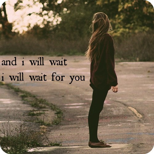 I Will Wait - Mumford and Sons