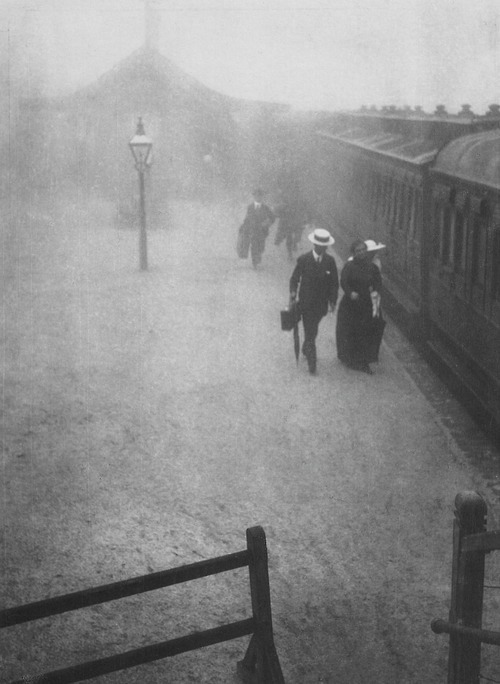 Harold Cazneaux Bound East, 1910 Thanks to undr