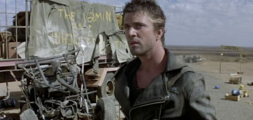 MAD MAX 2: THE ROAD WARRIOR George Miller (1981)