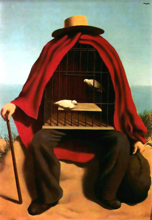 magrittee:  Rene Magritte - The Therapist