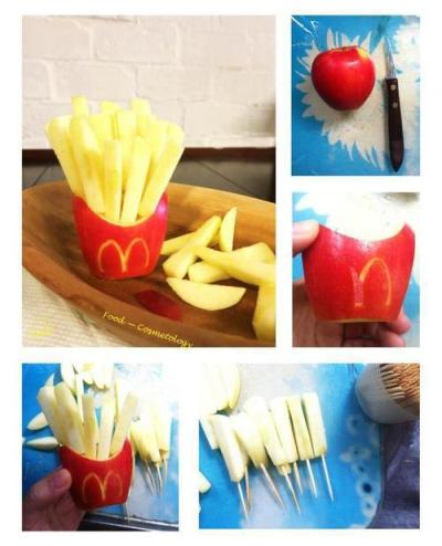 loose-skinnyjeans:  good french fry alternative. me gusta.