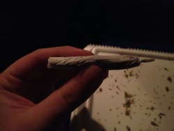 Rolled my first j 👏
