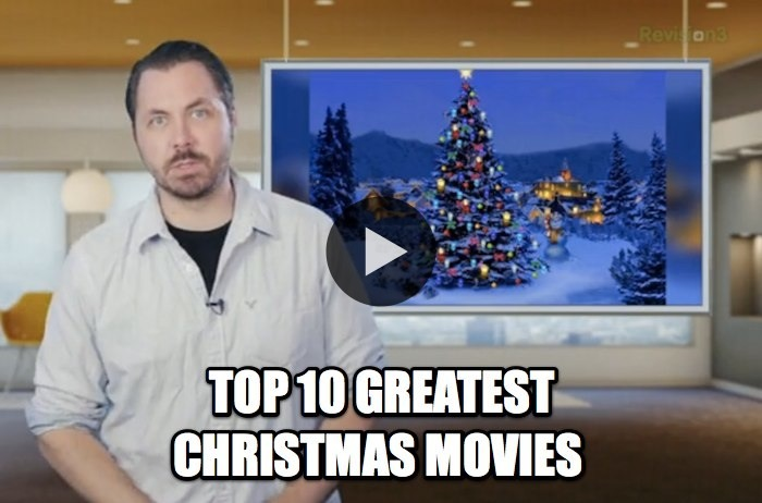 Ryan counts down his top 10 favorite Christmas movies of all time on Film State! What's your favorite Christmas movie? WATCH NOW ON BLIP: The Top 10 Greatest Christmas Movies Ever
