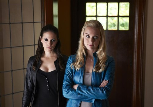 At the end of the season, we will finally find out why Tamsin has such animosity toward Bo, and also why that animosity is easily swayed into love — like a lot of animosity, I think. There's a real investment there for Tamsin, and that investment is so deep and dear that she is afraid of it and has found it necessary to hate Bo, rather than love her, because she thinks it's going to make things easier for her. Check out our awesome interview with Rachel Skarsten!