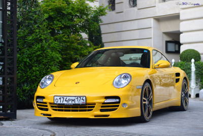 Porsche Turbo (by Paul SKG)