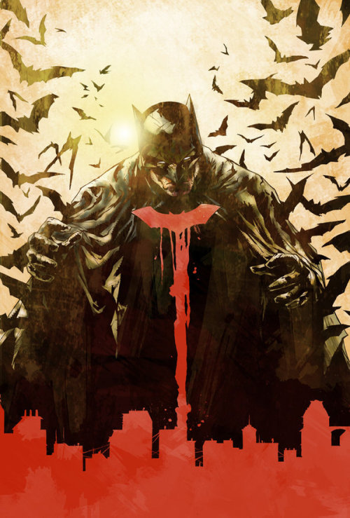 comic-jazz:  Batman via thisismyboomstick